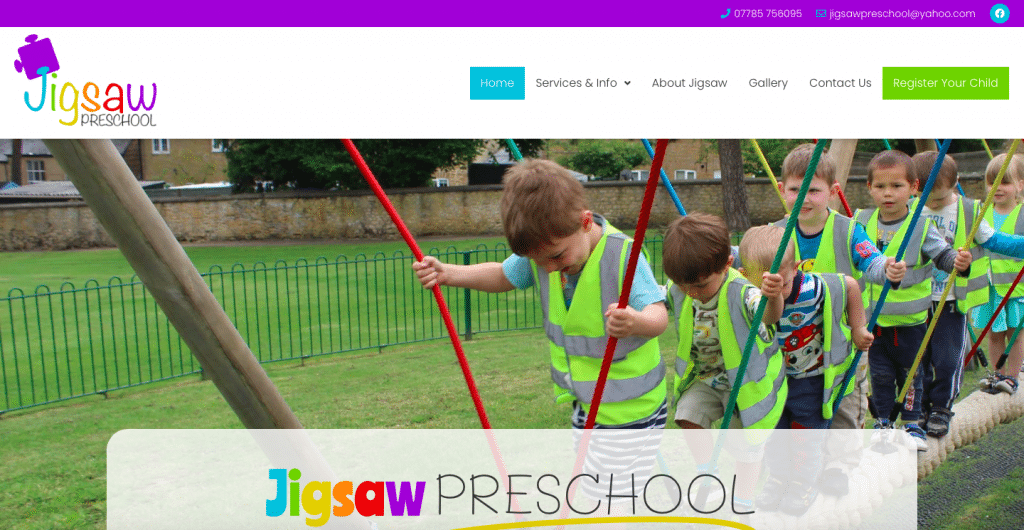Jigsaw Preschool